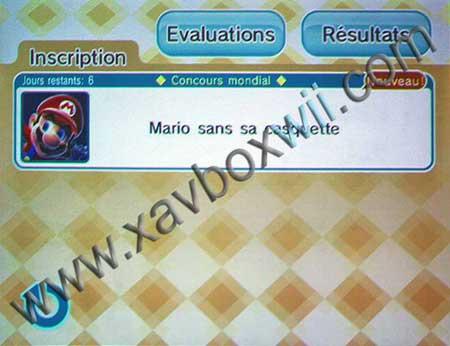 et pour Mario