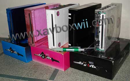 coques wii