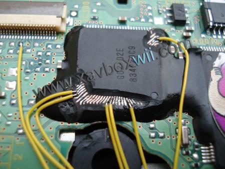 epoxy sur chipset