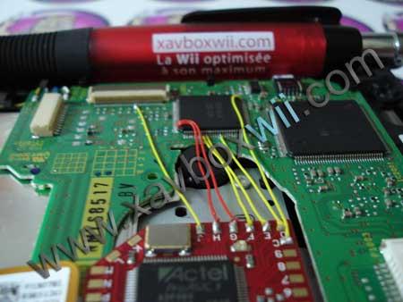 installation puce d2pro
