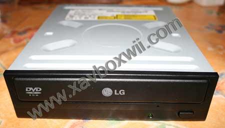 lecteur DVD LG 8164b