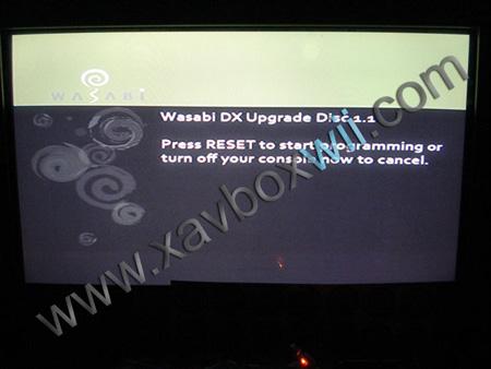 mise à jour wasabi dx